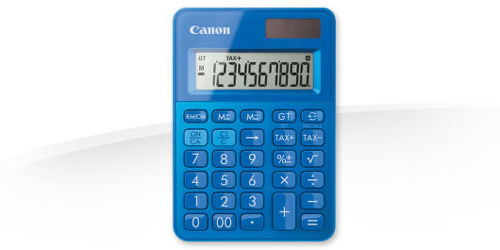 Canon LS-100K modrá
