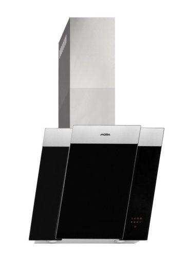 Mora OV 680 GX, čierny komínový digestor