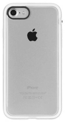 Xqisit Nuson Xcel puzdro pre iPhone 8/7/6S/6, biele