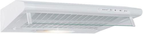MORA OP 510 W, biely podskrinkový digestor