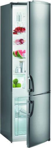 GORENJE RK 4181 AX, šedá kombinovaná chladnička