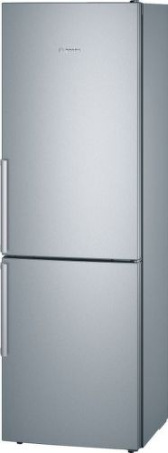 BOSCH KGE36AI42, nerezová kombinovaná chladnička