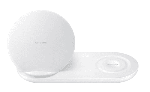 Samsung Wireless Charger Duo, biely