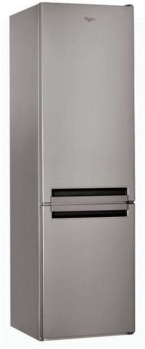 WHIRLPOOL BSF 9152 OX - nerezová kombinovaná chladnička