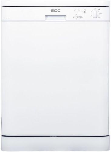 ECG EDF 6023 WA++, biela umývačka riadu