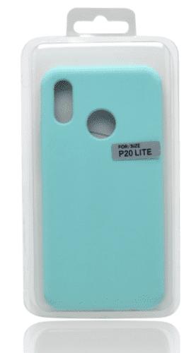 Mobilnet silikónové puzdro pre Huawei P20 Lite, zelená