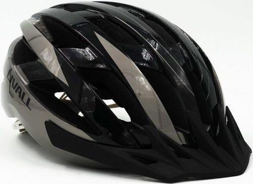 Livall MT1 cross country, cyklo prilba L čierna