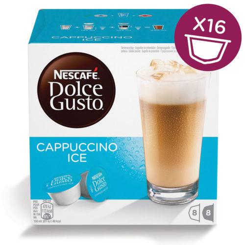 NESCAFÉ® Dolce Gusto® Cappuccino Ice