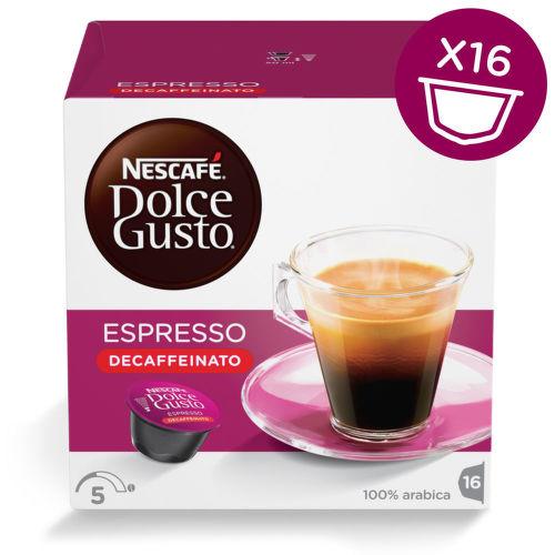 NESCAFÉ® Dolce Gusto® Espresso Decaffeinato
