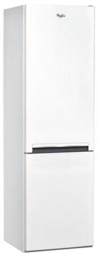 WHIRLPOOL BLF 8001 W - biela kombinovaná chladnička
