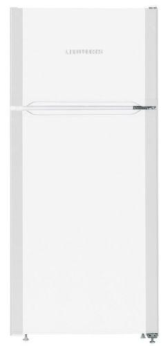 Liebherr CTP 2121, biela kombinovaná chladnička