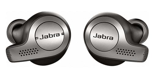 Jabra Elite 65t čierna