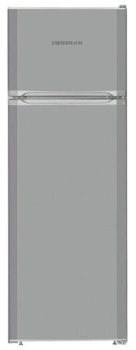 Liebherr CTPsl 2921, strieborná kombinovaná chladnička