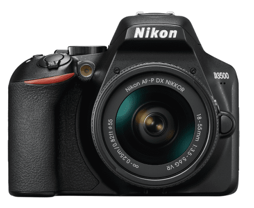 Nikon D3500+AF-P DX NIKKOR 18-55 mm VR