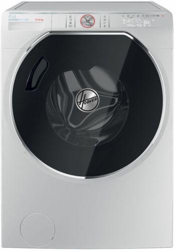 HOOVER AWDPD 4138LH/1-S, biela smart práčka so sušičkou