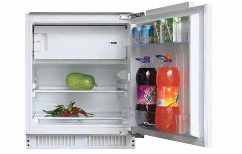 Candy CRU 164 NE, biela vstavaná jednodverová chladnička