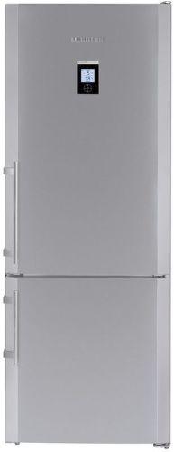 LIEBHERR CBNPes 5167, nerezová kombinovaná chladnička
