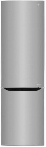 LG GBB60PZEFS nerezová kombinovaná chladnička