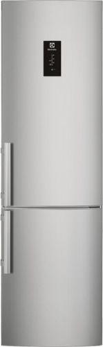Electrolux EN3790MFX nerezová kombinovaná chladnička
