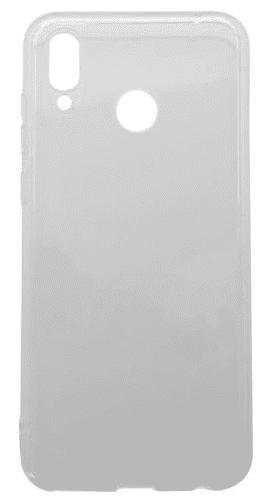 Mobilnet gumené puzdro pre Honor Play, transparentná