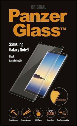 PanzerGlass ochranné sklo pre Samsung Galaxy Note 9, čierne