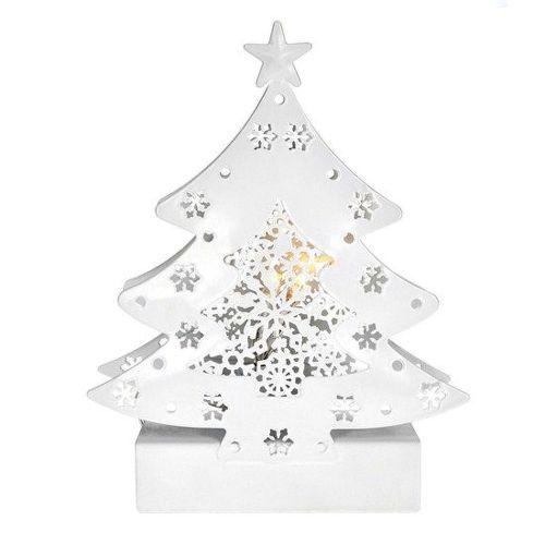 Solight 1V218 LED kovový vianočný stromček