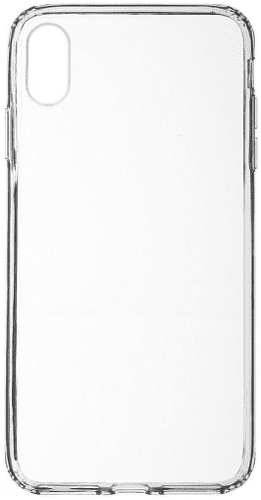 Winner Comfort puzdro pre Apple iPhone Xs Max, transparentná