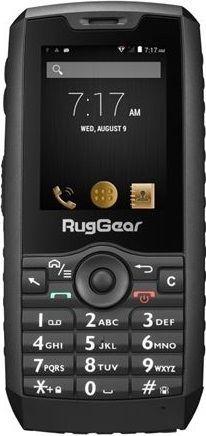 RugGear RG160 čierny