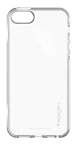 SPIGEN iPhone 5/5S/SE Case Liquid Air Armor, transparentné