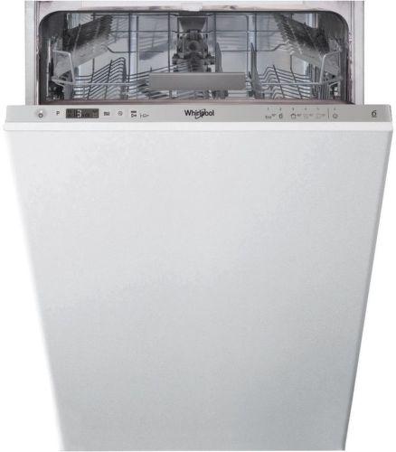 WHIRLPOOL WSIC 3M17, Vstavaná umývačka riadu