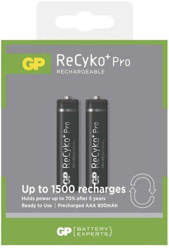 GP ReCyko+ Pro Professional HR03 (AAA) 2ks -B0818