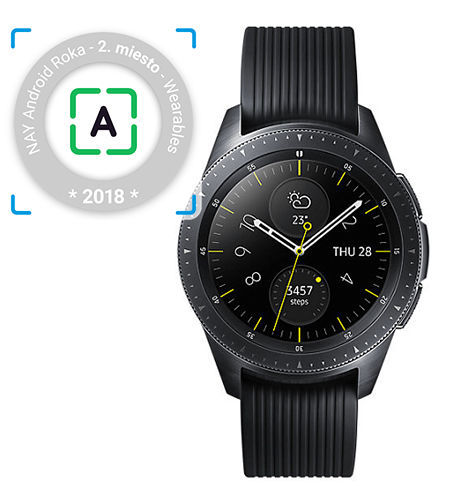 Samsung-Galaxy-Watch-42mm-čierne