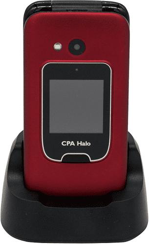 MyPhone CPA Halo 15 červený