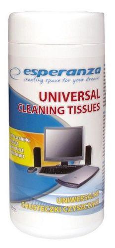 Esperanza ES105 univerzálne čistiace obrúsky