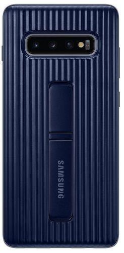 Samsung Protective Standing Cover pre Samsung Galaxy S10+, čierna