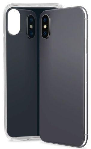 SBS Glue TPU puzdro pre Apple iPhone X/Xs, čierna