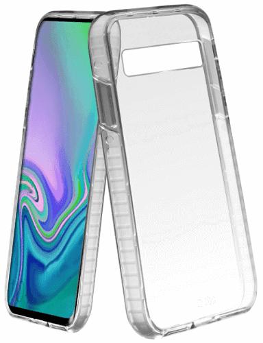 SBS Shock Impact puzdro pre Samsung Galaxy S10+, transparentné