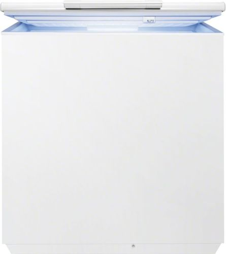ELECTROLUX EC2201AOW, biela truhlicová mraznička