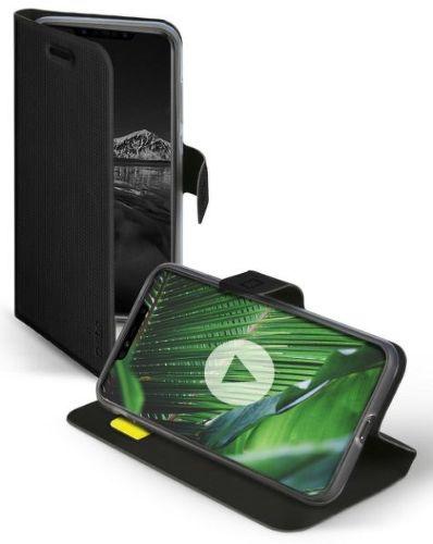 SBS Book Sense puzdro pre Huawei Mate 20 Pro, čierna