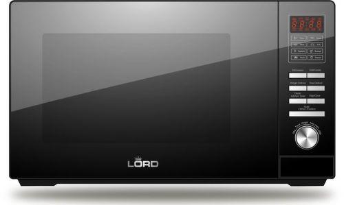 LORD M3, čierna mikrovlnná rúra