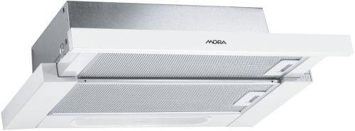 MORA OT 651 W, biely vstavaný digestor