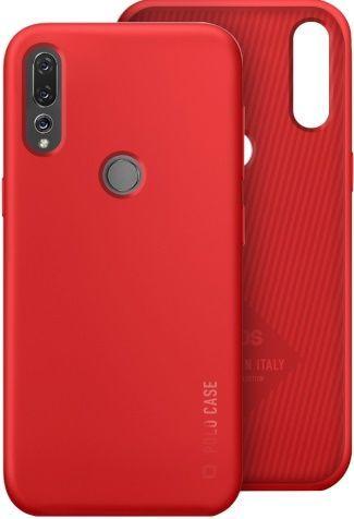 SBS puzdro pre Huawei P30 Lite, červená