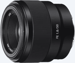 Sony FE 50 mm f/1.8