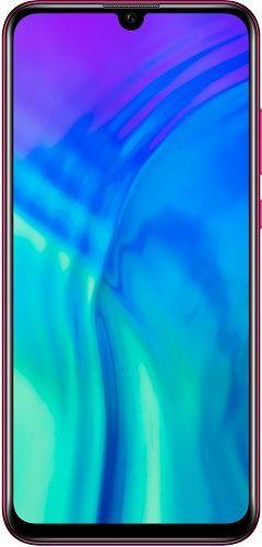 Honor 20 Lite Dual SIM 128 GB červený