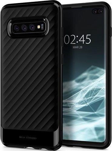 Spigen Neo Hybrid puzdro pre Samsung Galaxy S10+, čierna