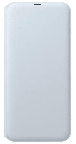 Samsung Wallet flipové puzdro pre Samsung Galaxy A50, biela