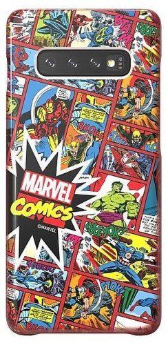 Samsung Marvel puzdro pre Samsung Galaxy S10+, Marvel Comics