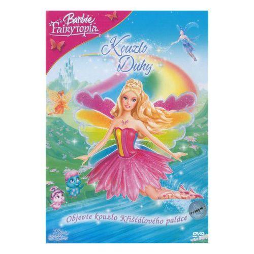 DVD F - Barbie Fairytopia a kouzlo duhy