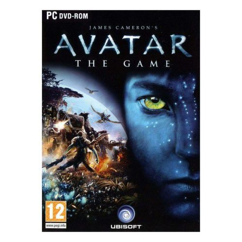PC - James Cameron's Avatar: The Game