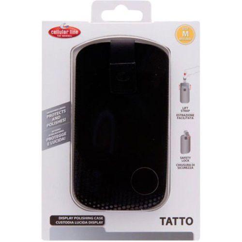 TATOO Púzdro látkové iPhone 4/4S